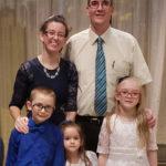 Matt McKendree 2019 Family Photo