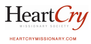 Heart Cry Missions Logo